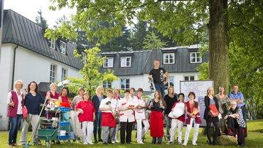 Team Buntes Haus Nr 3