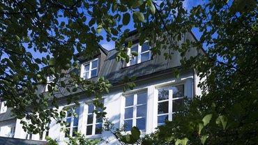 Das Bunte Haus Bielefeld Außenansicht