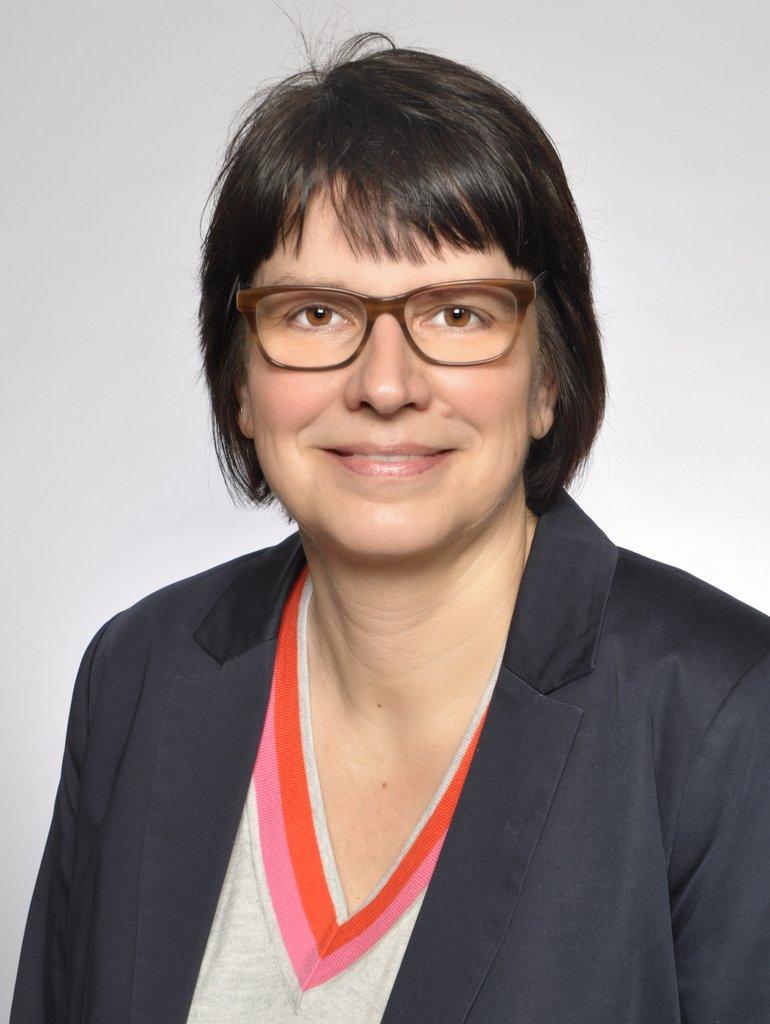 Birgit Haverkemper, Leiterin im Bunten Haus Bielefeld