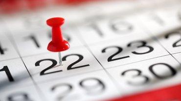 Kalender Buchung Timer Belegung